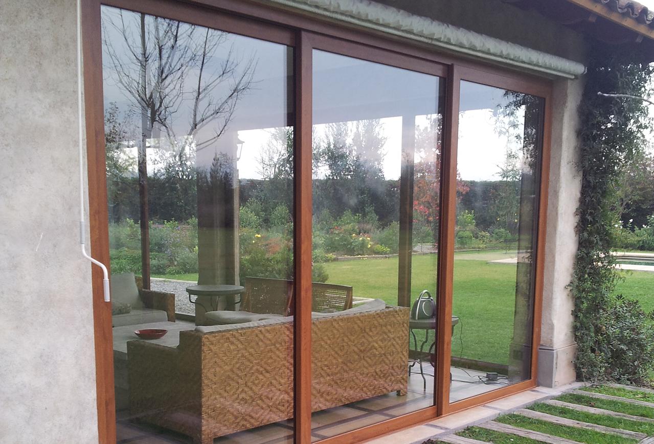 Instalaciones rapidas vidrieria los portales ventanas - Cierres de aluminio para terrazas ...