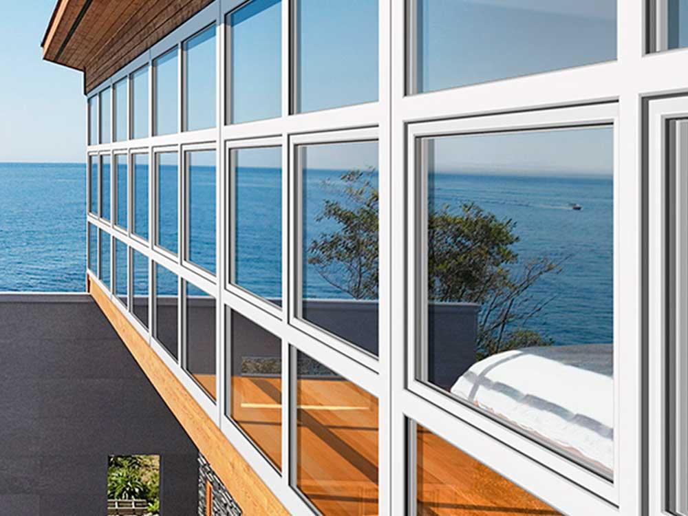 Instalaciones rapidas vidrieria los portales ventanas for Reparacion de ventanas de aluminio